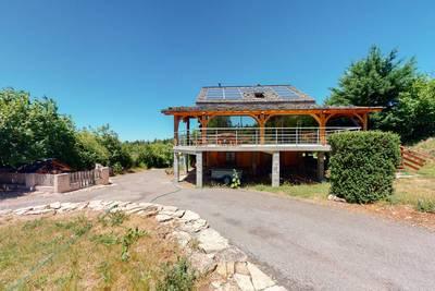 30 Km Millau - Vue Imprenable - Saint-Sauveur-Camprieu (30750)
