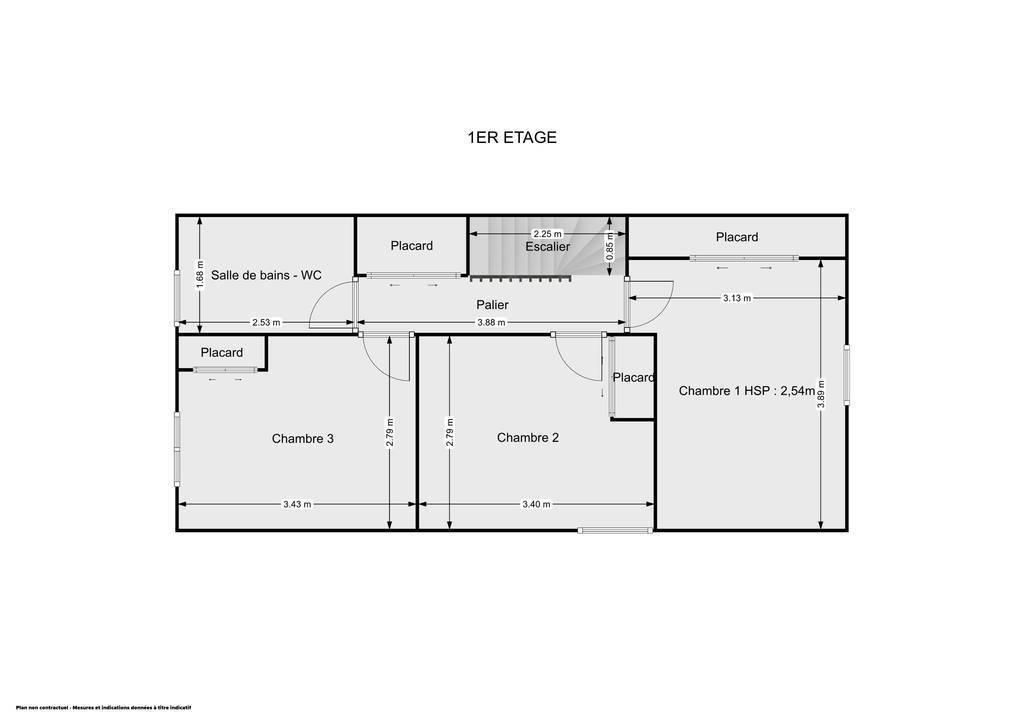 Vente Maison Toulouse (31100) 95m² 240.000€