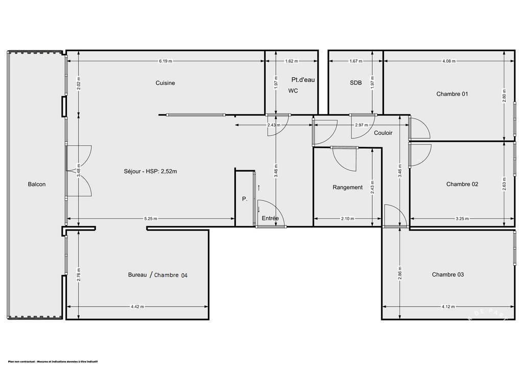 Vente Appartement Marseille 16E (13016)