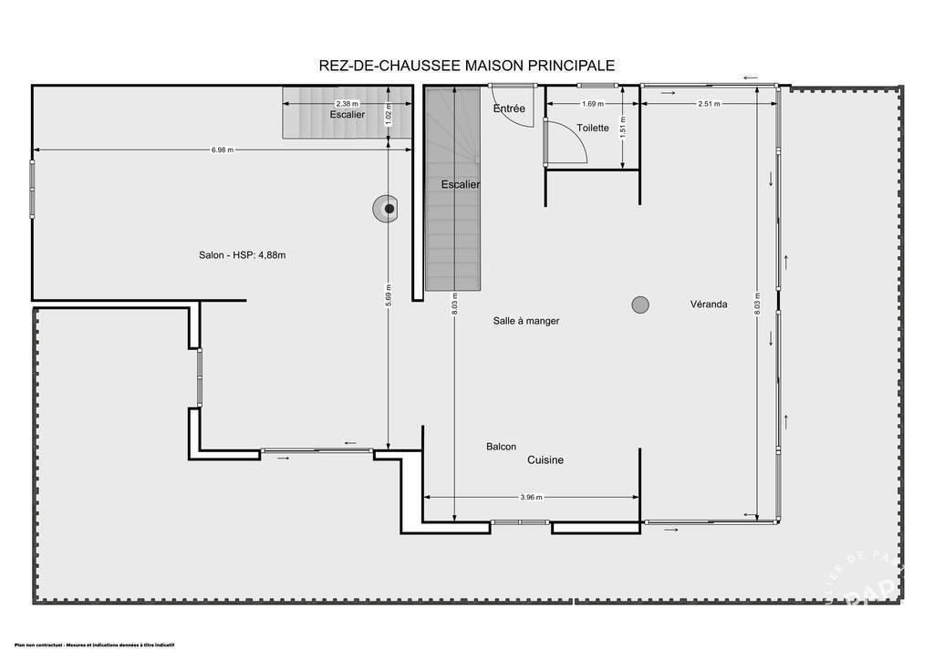 Vente Maison 173m²