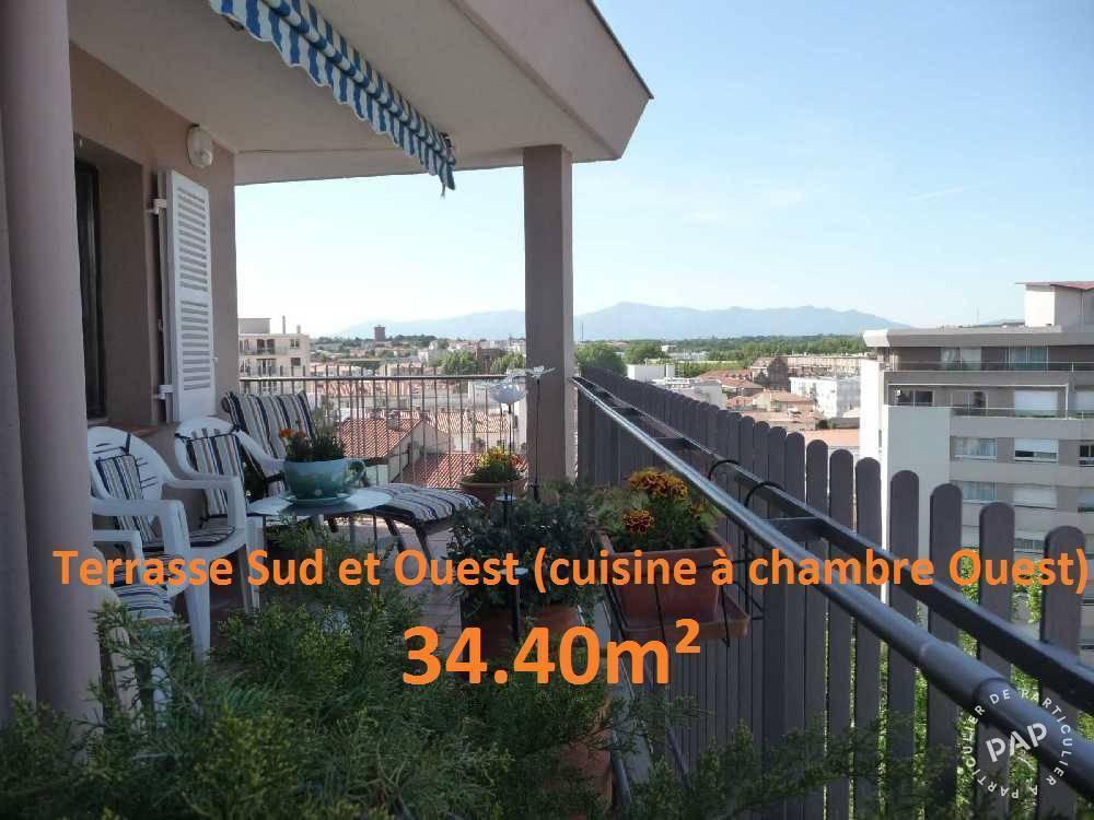 Vente Appartement Perpignan (66000) 80m² 154.000€