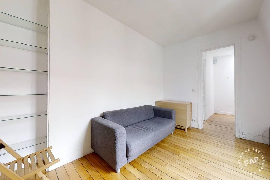 Vente appartement studio Paris 14e