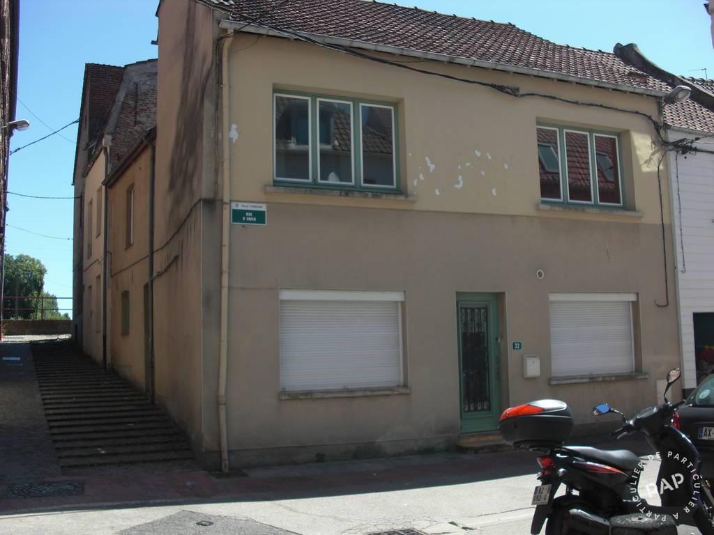 Vente maison 5 pièces Hesdin (62140)