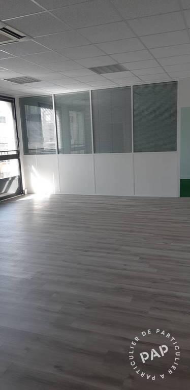 Vente et location Bureaux, local professionnel Bussy-Saint-Georges (77600) 60m² 1.100€
