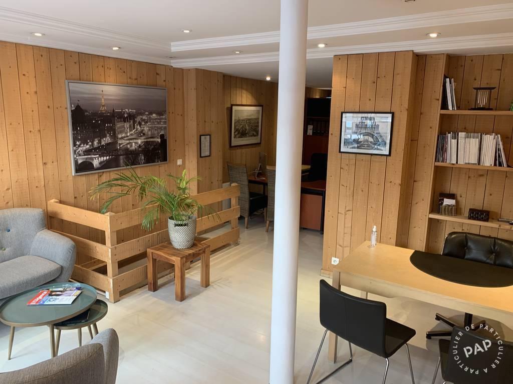 Vente et location Local commercial Paris 16E (75116) 44m² 1.987€