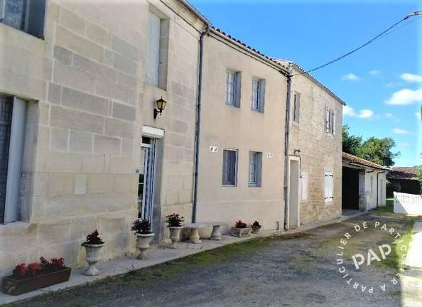 Vente Maison Bords (17430) 135m² 167.000€