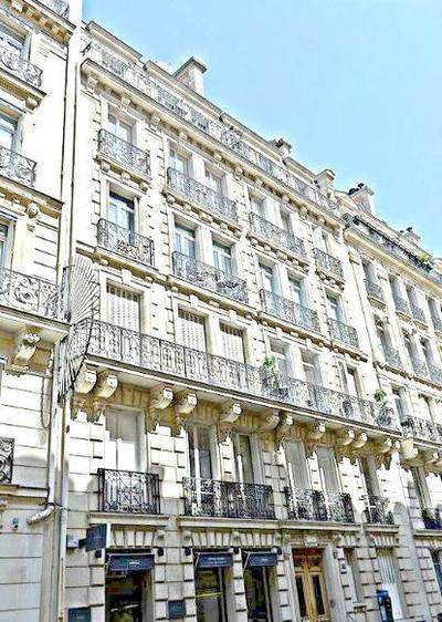 Vente appartement 3pièces 72m² Paris 8E (75008) - 1.484.000€