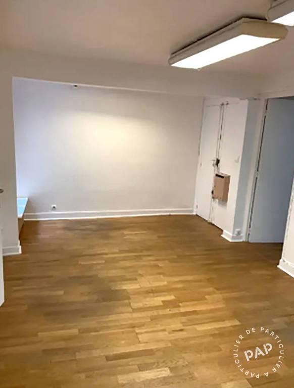 Location Bureaux et locaux professionnels Paris 2E (75002) 36m² 1.125€