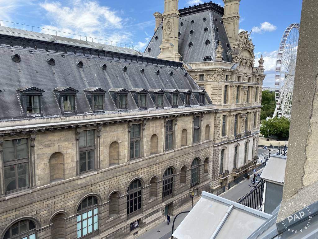 Vente et location Local commercial Paris 1Er (75001) 32m² 380.000€