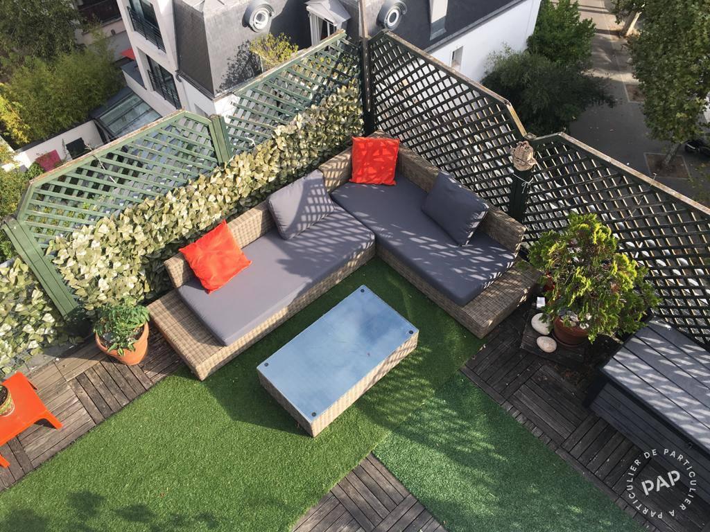 Vente appartement 4 pièces Boulogne-Billancourt (92100)