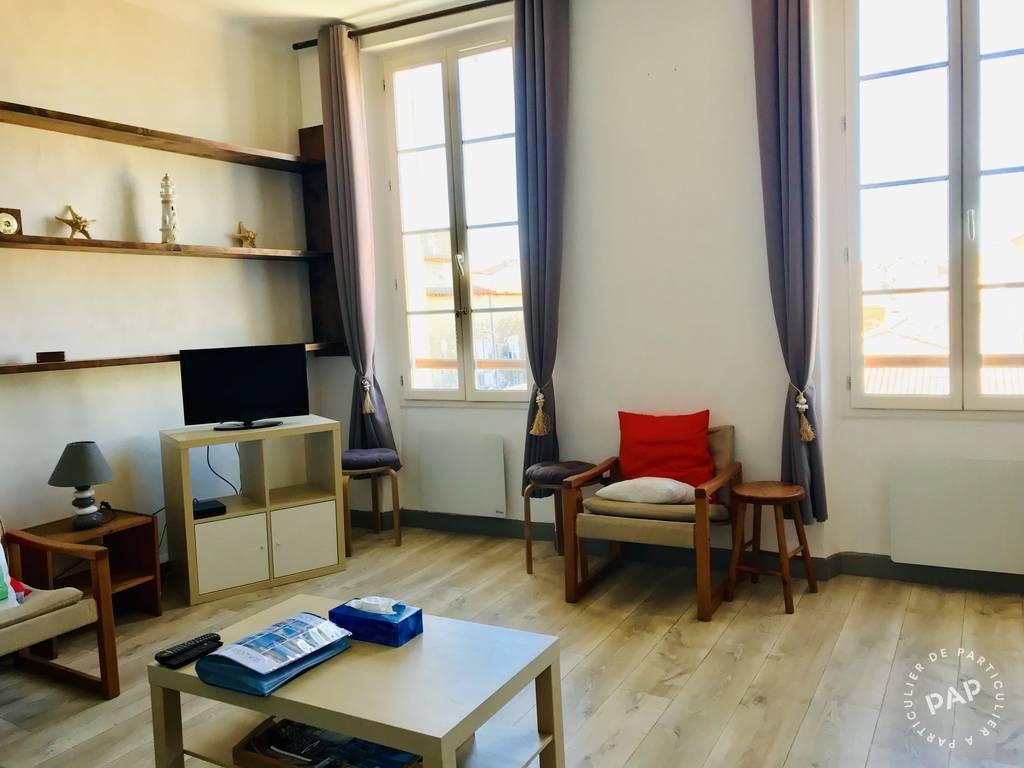 Location Appartement Bandol 50m² 850€