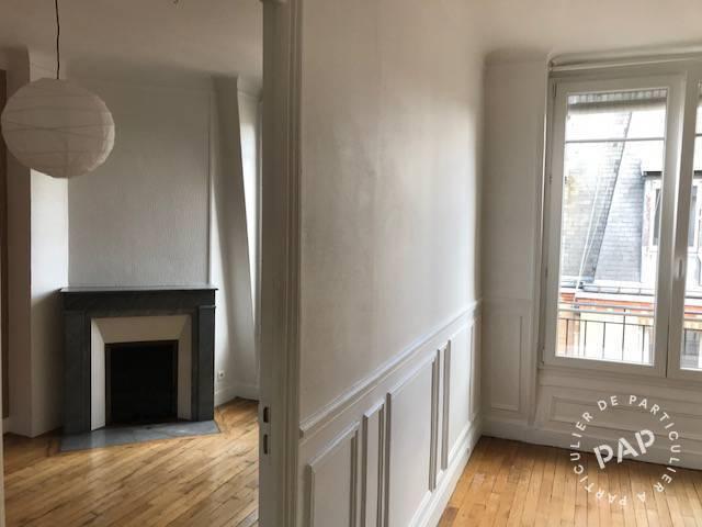 Location appartement 3 pièces Paris 14e