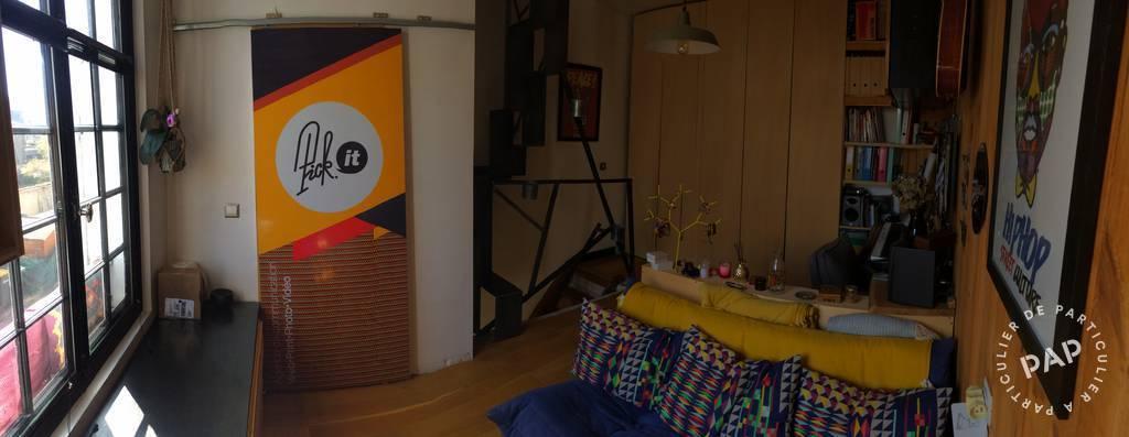 Vente appartement studio Ézanville (95460)