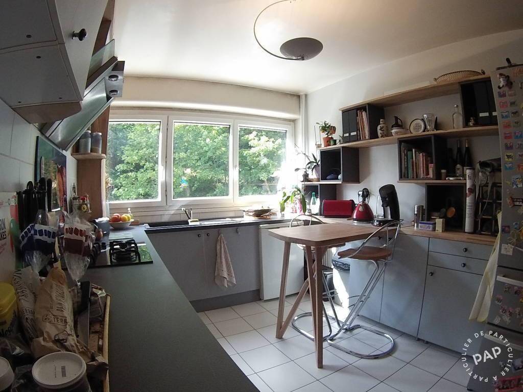 Vente appartement 3 pièces Le Plessis-Robinson (92350)