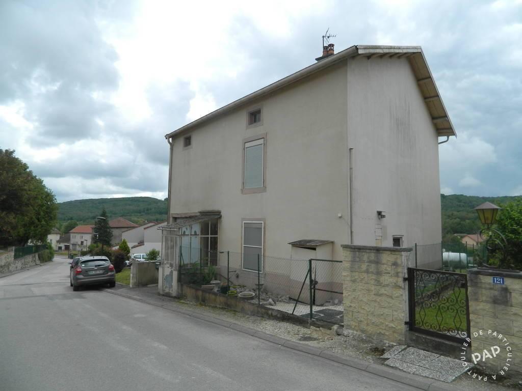 Vente maison 4 pièces Remoncourt (88800)