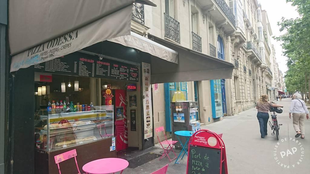 Vente Fonds de commerce Paris 5E 30m² 250.000€