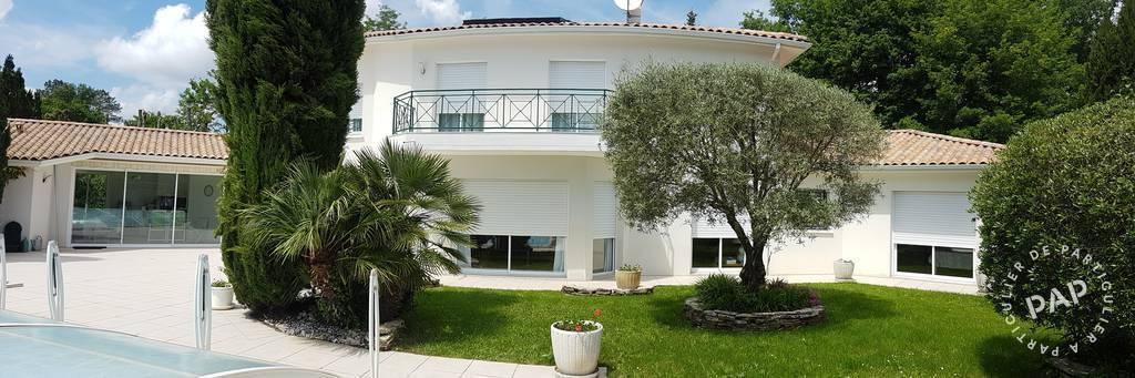 Vente maison 8 pièces Martignas-sur-Jalle (33127)