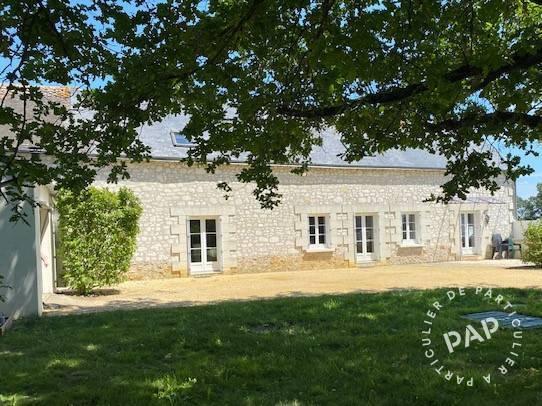 Vente maison 7 pièces Parçay-les-Pins (49390)