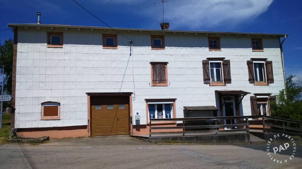 Vente Maison Le Roulier (88460) 150m² 59.000€