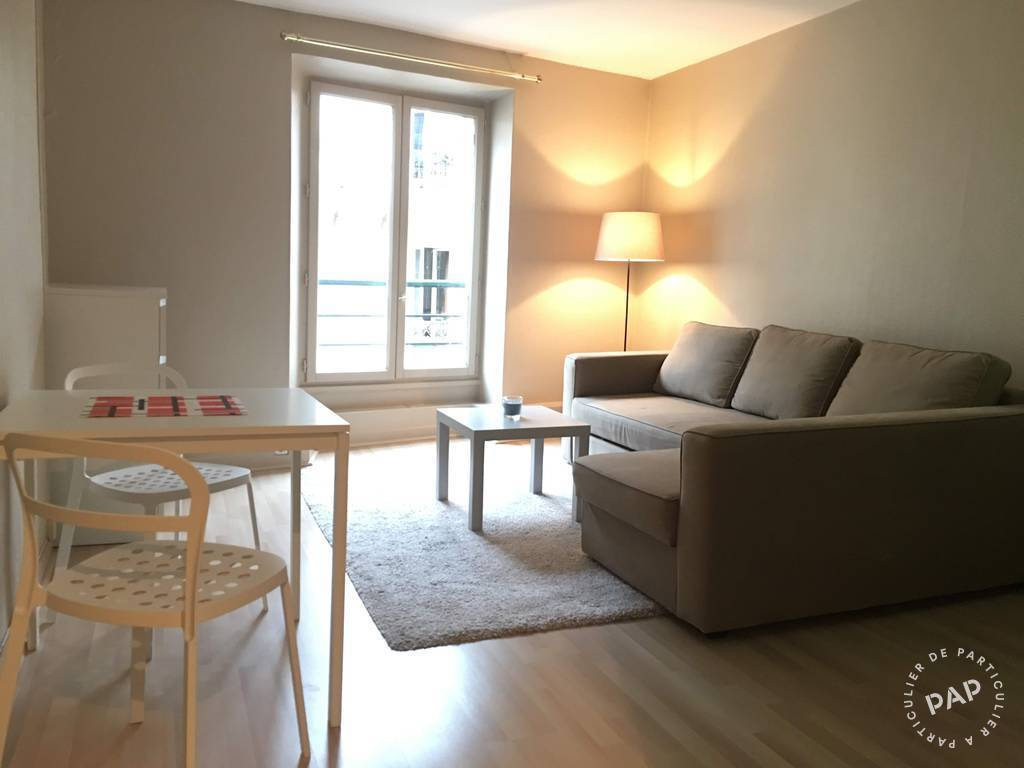 Vente appartement studio Paris 10e