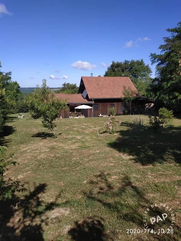 Vente Maison Saint-André-De-Najac (12270) 125m² 199.000€