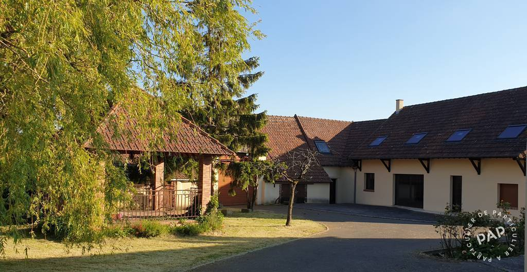 Vente Maison Berchères-Saint-Germain (28300) 450m² 369.000€