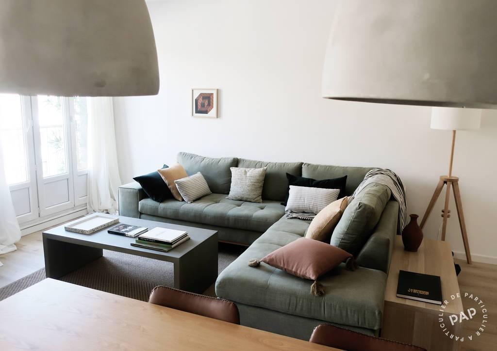 Location appartement 4 pièces Marseille 2e