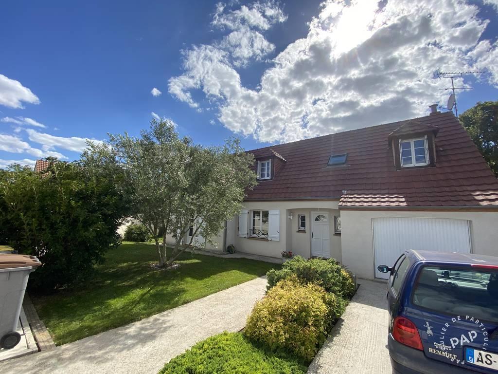 Vente Maison Vaux-Le-Pénil (77000) 185m² 485.000€