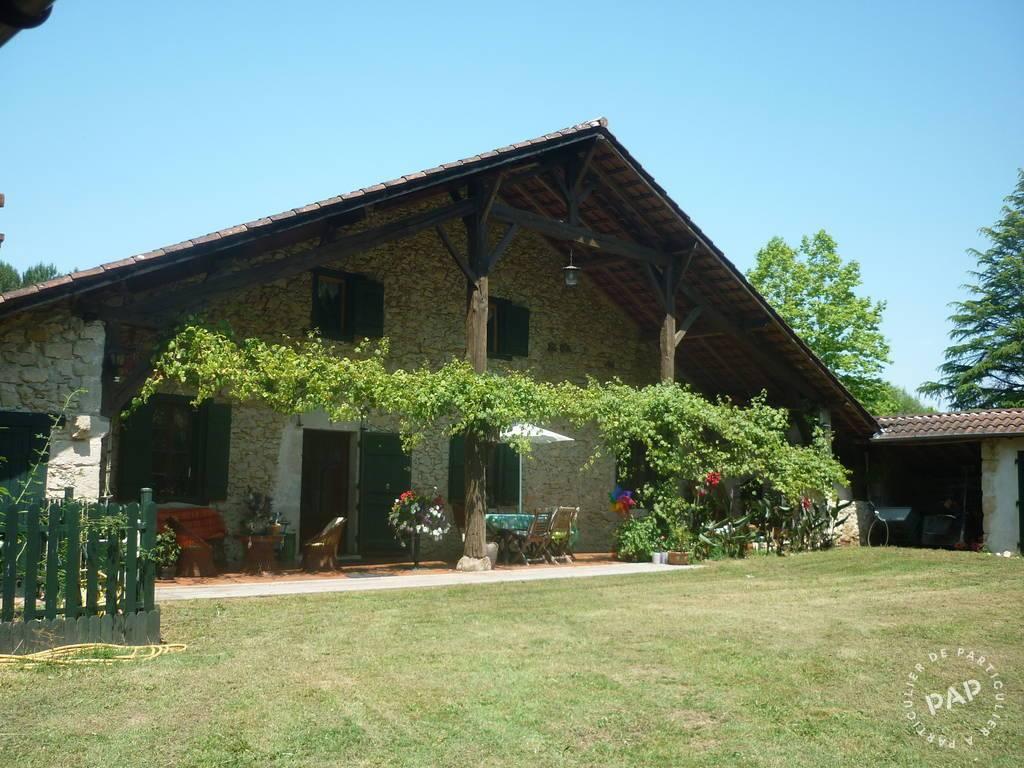 Vente maison 7 pièces Saint-Justin (40240)
