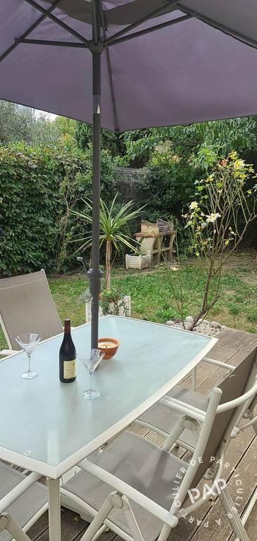 Vente Appartement Avec Beau Jardin Et Parking - Prades-Le-Lez (34730)