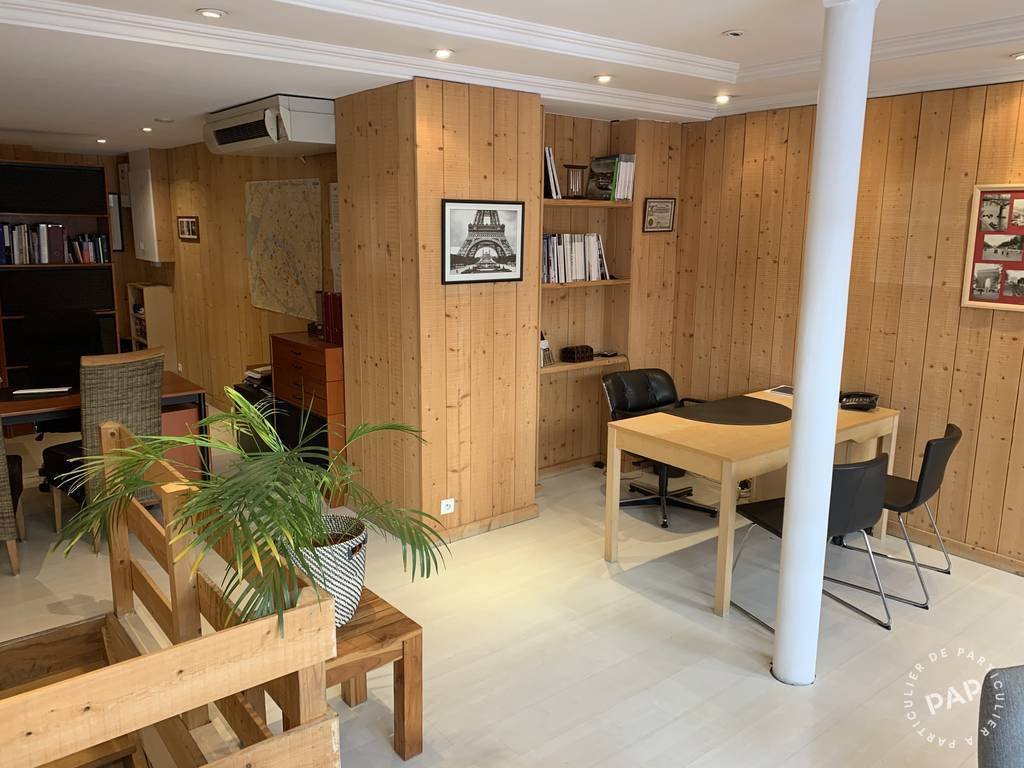 Vente et location Local commercial Paris 16E (75116)