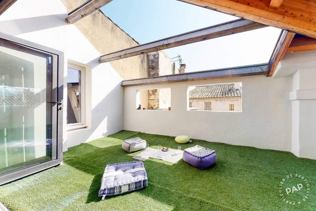 Vente Appartement Uzès (30700)