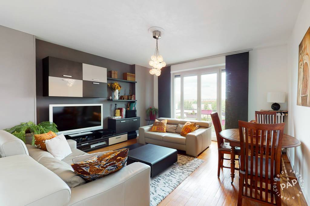 Vente Appartement Boulogne-Billancourt - Paris 16E