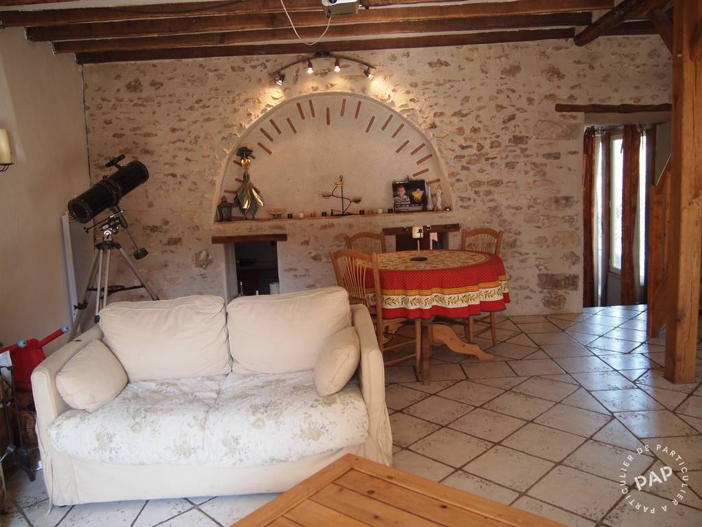 Vente immobilier 305.000€ Villeconin (91580)