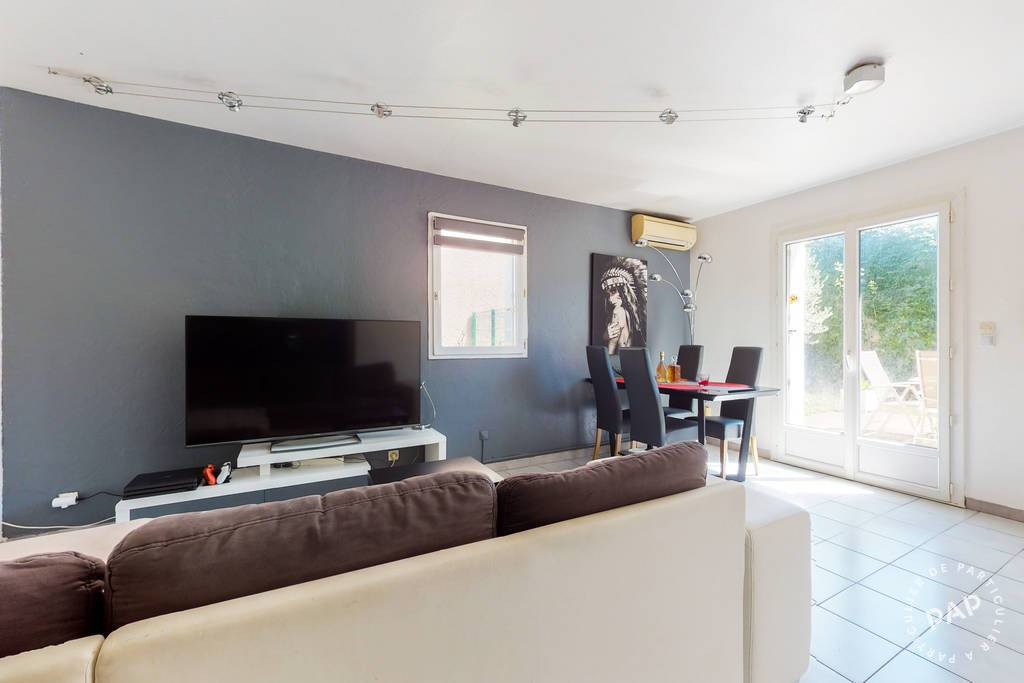 Appartement Avec Beau Jardin Et Parking - Prades-Le-Lez (34730) 210.000€