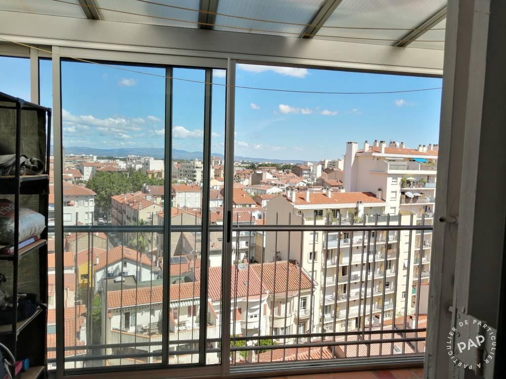 Appartement 154.000€ 80m² Perpignan (66000)