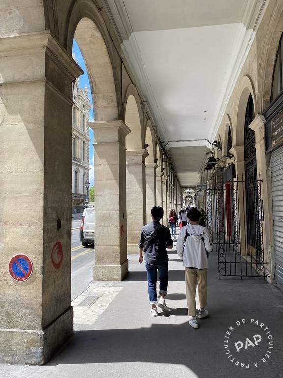 Local commercial 380.000€ 32m² Paris 1Er (75001)