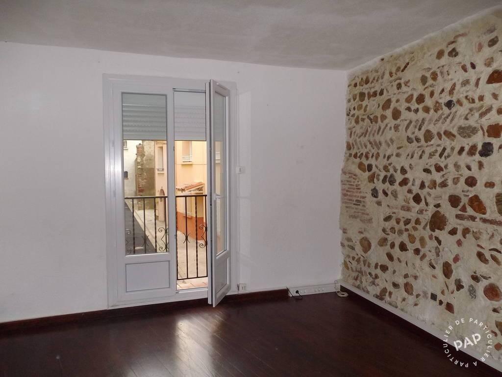 Maison 106.000€ 80m² À 5Km Perpignan - Pia