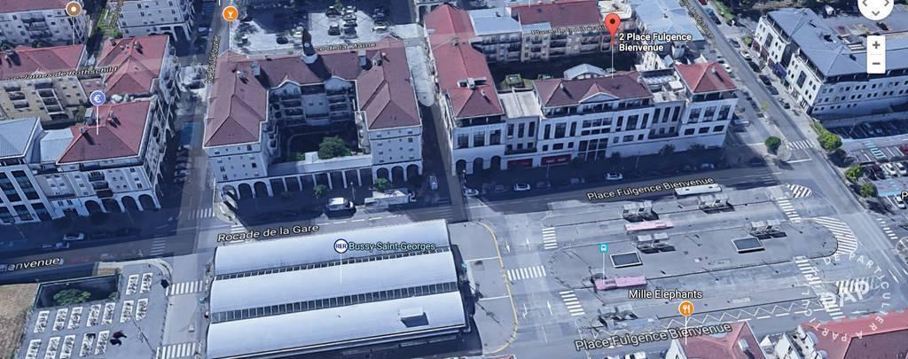 Vente et location Bussy-Saint-Georges (77600) 60m²