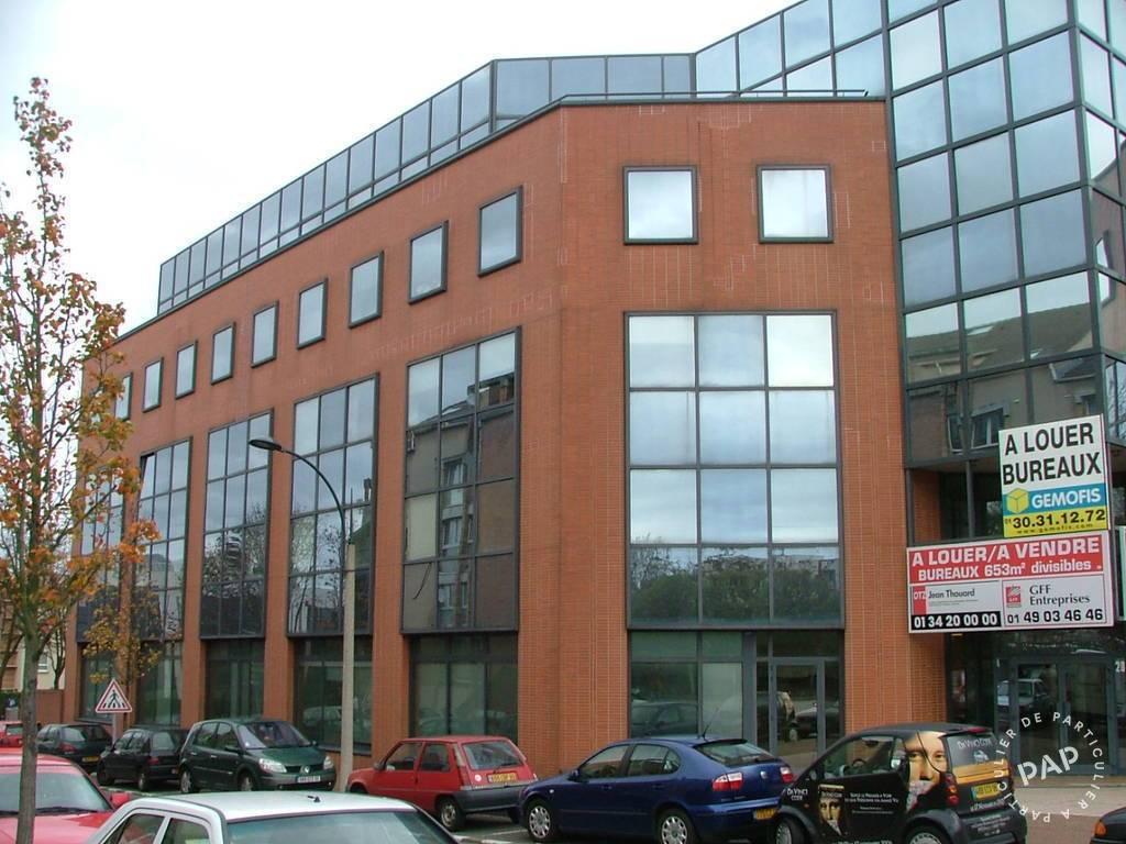 Location Bureaux et locaux professionnels Cergy (95800) 133m² 1.944€