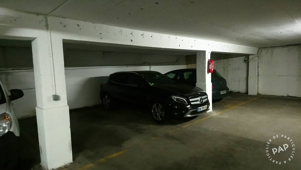 Vente Garage, parking Paris 15E (75015)  29.500 €