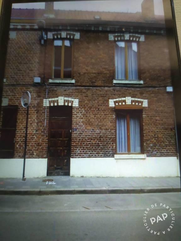 Vente maison 5 pièces Carvin (62220)