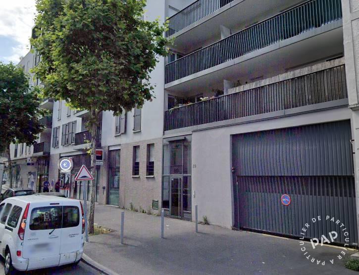 Vente Garage, parking Arcueil (94110)  19.990€