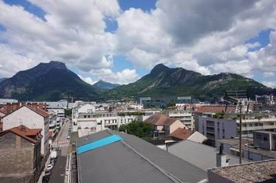 Vente appartement 2pièces 35m² Grenoble (38000) - 132.000€