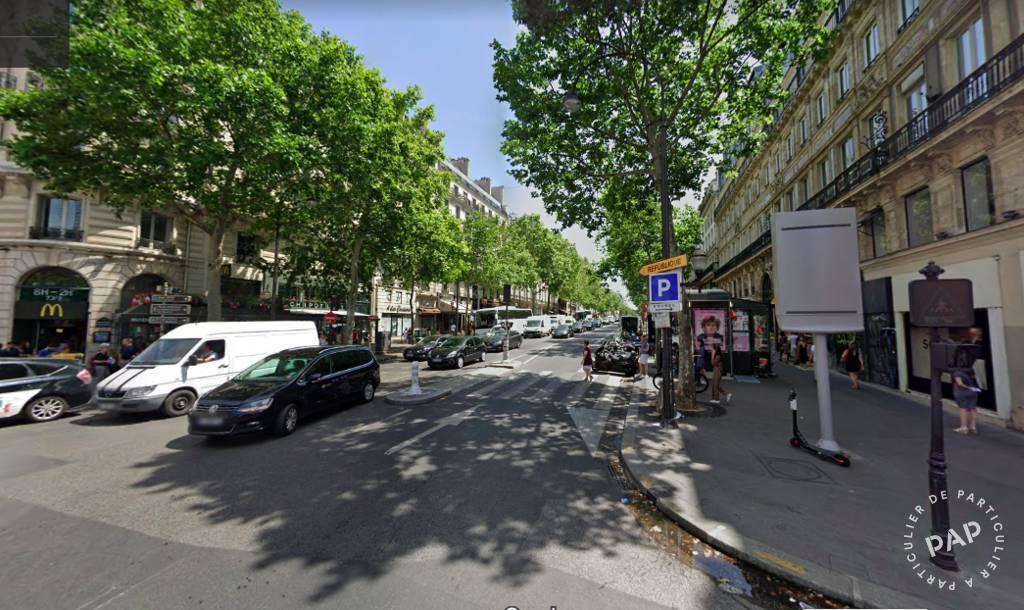 Vente et location Fonds de commerce Paris 2E (75002) 65m² 90.000€