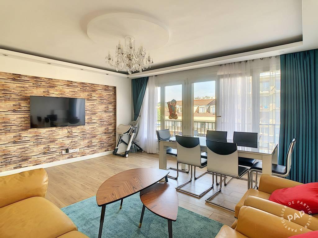 Vente Appartement Le Vésinet (78110) 72m² 468.000€