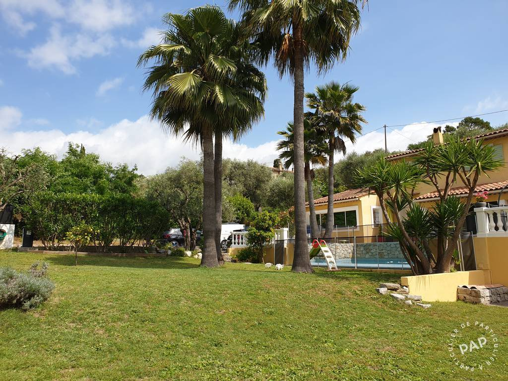 Vente Maison Grasse (06130) 140m² 660.700€