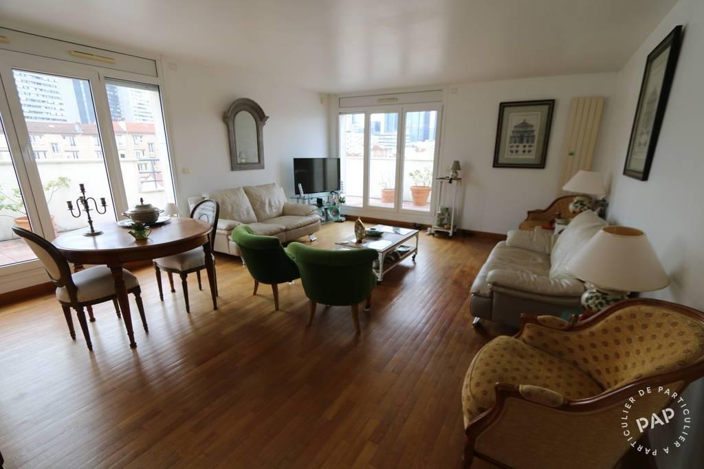 Vente Appartement Courbevoie (92400) 107m² 1.098.000€