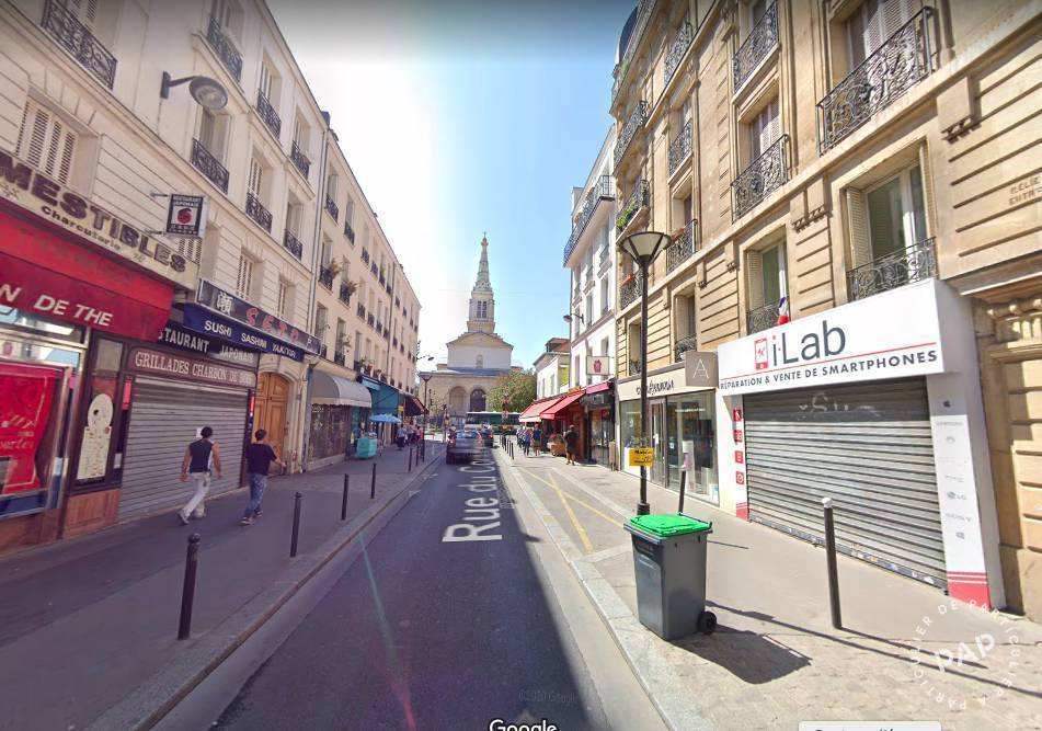 Vente et location Fonds de commerce Paris 15E (75015) 20 m² 77.000 €