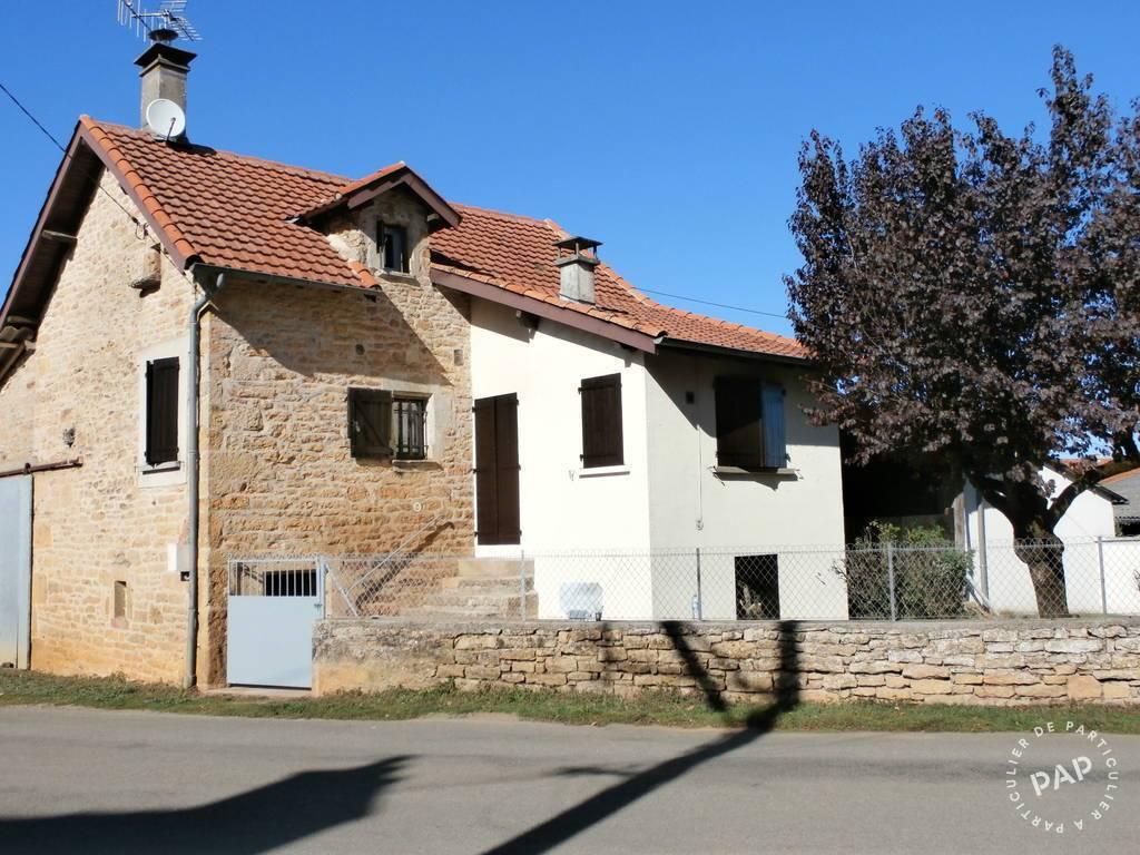 Vente Maison Martiel (12200) 80m² 80.000€